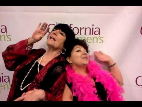 Joanne Worley ~ California Women's Conference 2012