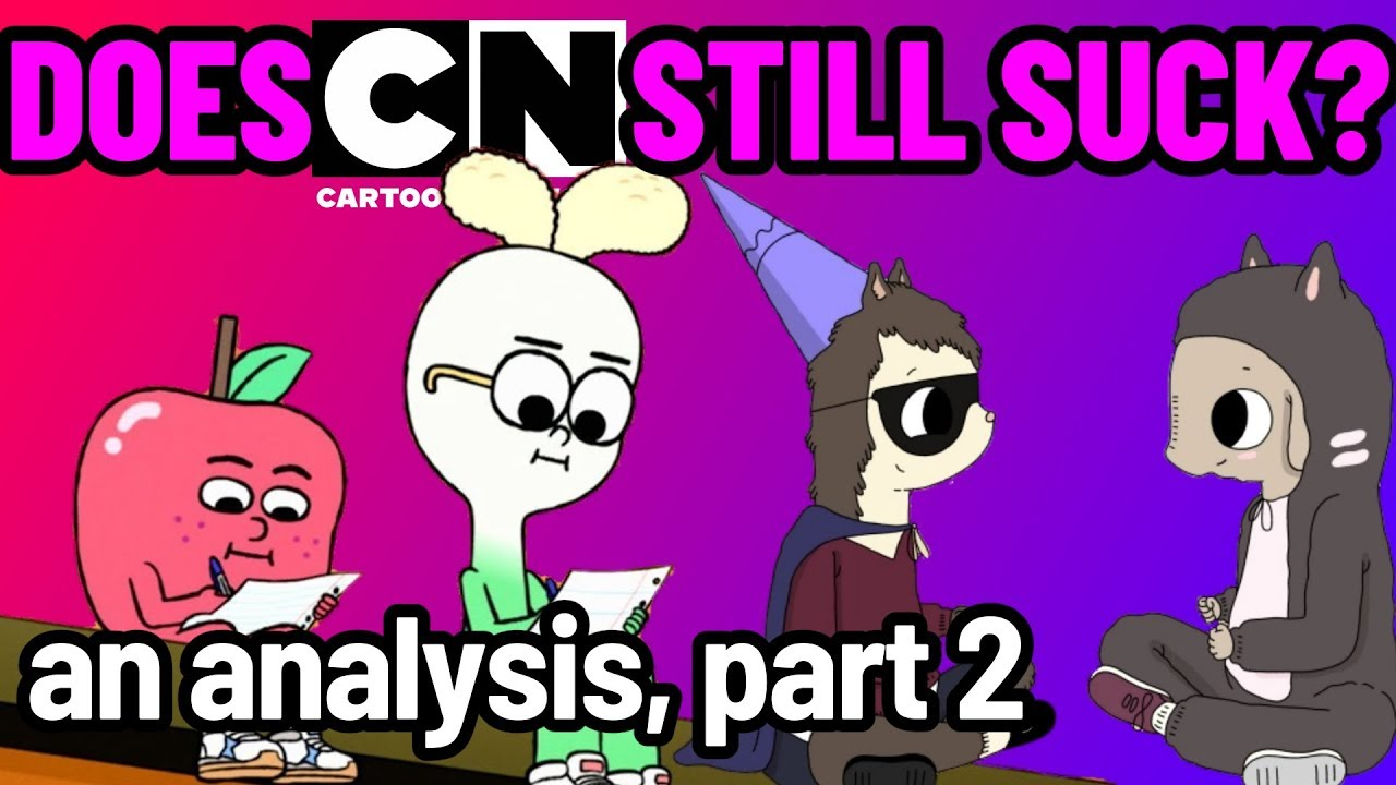 Does Cartoon Network Still Suck In 2018? An Analysis of Four Current Shows,  Part 2