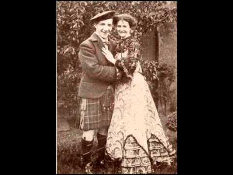 Harry Lauder - I Love A Lassie (1908)