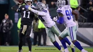 Scott Grayson talks mood of Eagles locker room and Grades after loss to Cowboys