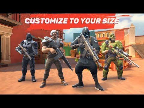 Guns of Boom - Online Shooter (Mod)