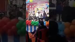 Sonali bhardwaj ka live 9519021721 स्टेज  शो  , सोनाली भरद्वाज का स्टेज  शो  प्रधानपुर  में हुआ  है