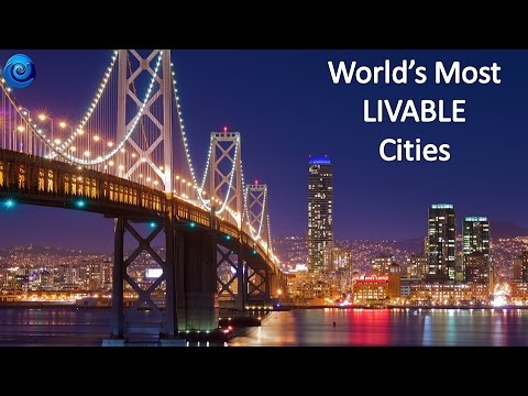 World's Most Livable cities