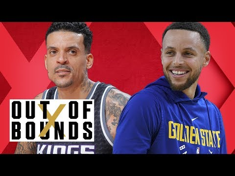 Steph Curry Hurt (Again); Matt Barnes on Sacramento Unrest; Petty Jeff Fisher | Out of Bounds