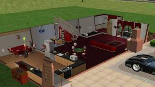 Sims 2 Double Deluxe GamePlay Part 1