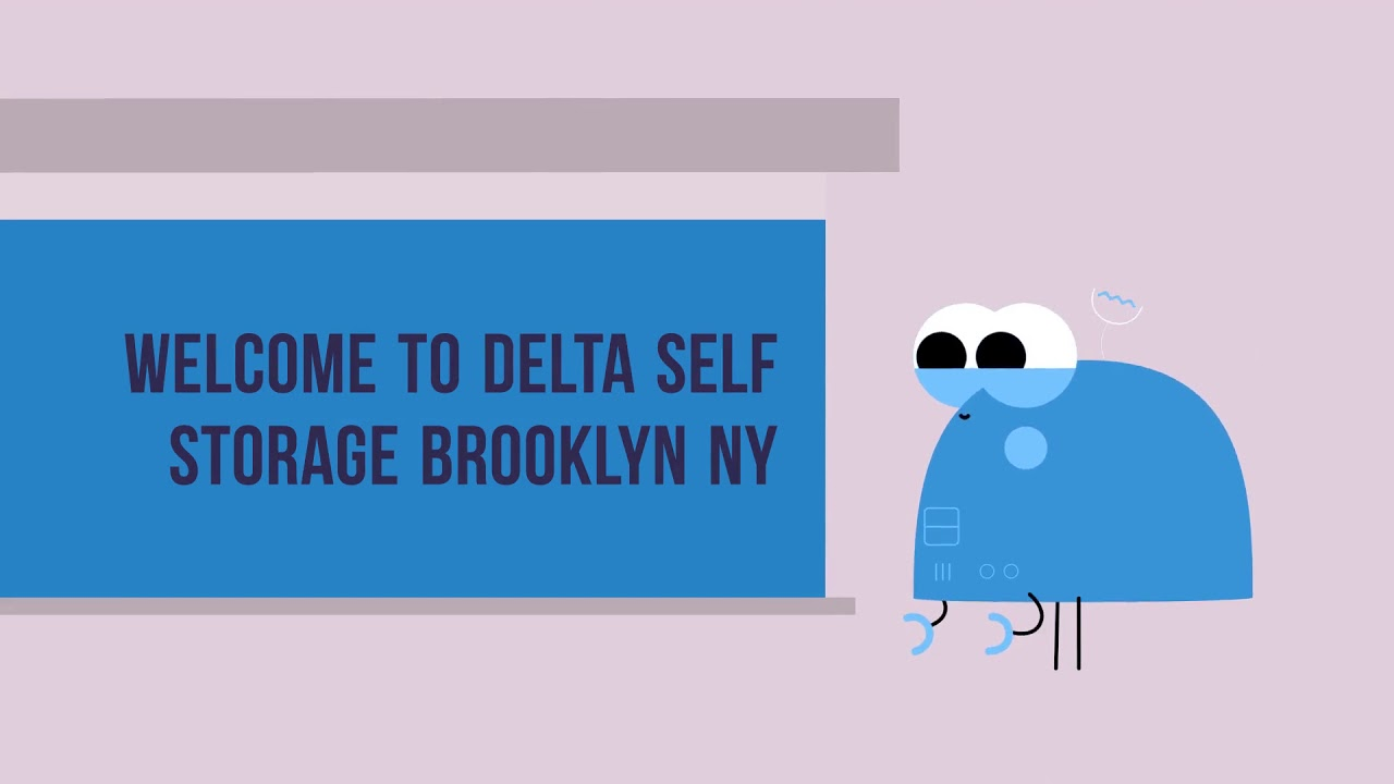 Delta Self Storage in Brooklyn NY | 347-694-4650