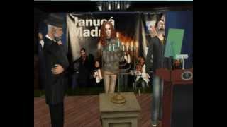 Hanukkah 5773 (Sims 2)