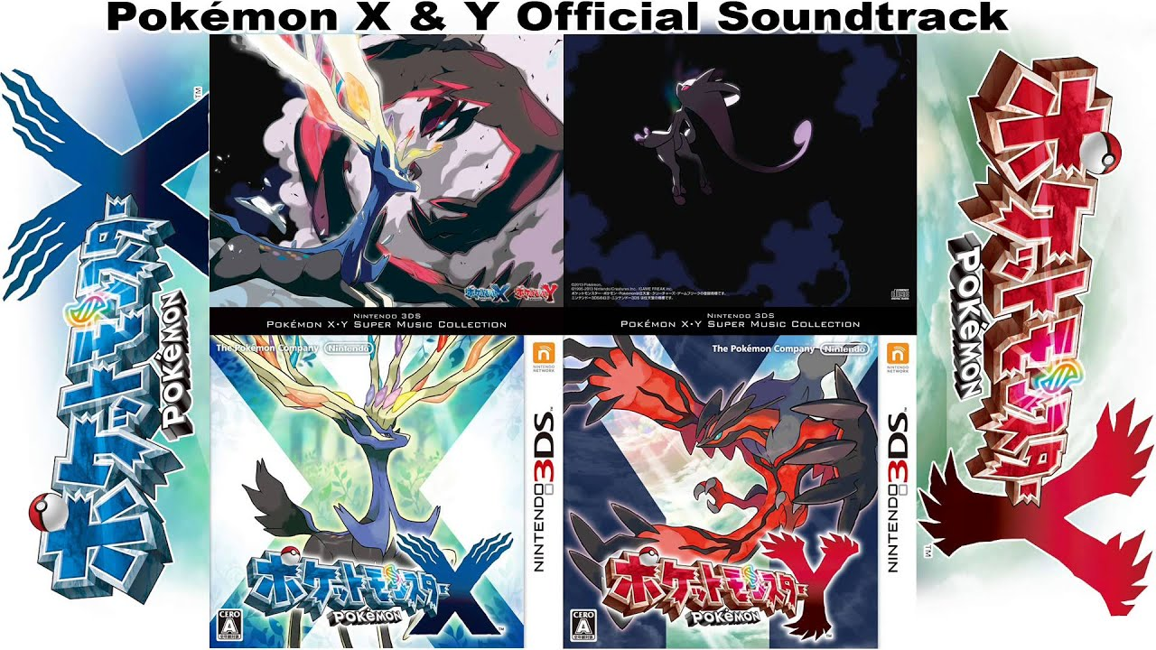 Opening Movie Pokémon Xy