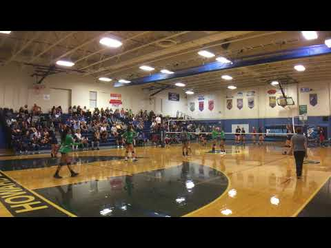 Arundel High school volleyball @ Howard 9/12/17