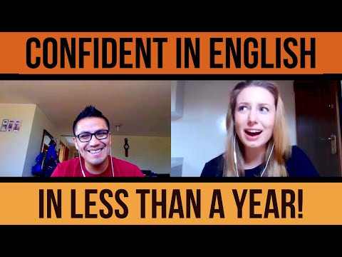 Interview: How To Achieve Your Dreams With English | Advance
