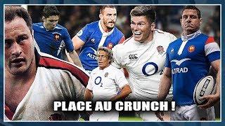 VI NATIONS : PLACE AU CRUNCH ! Avec RICHARD ESCOT ! Bureau Ovale Rugby 2