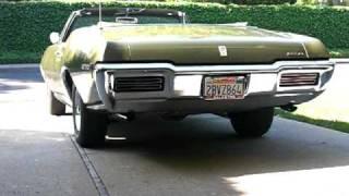 68 GTO Startup