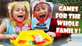 FAMILY GAMES UNDER $20! | Toy Dad | Millennial Dads