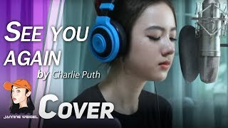 See You Again - Charlie Puth (Demo version) cover by Jannine Weigel | Thiên thần Thái Lan