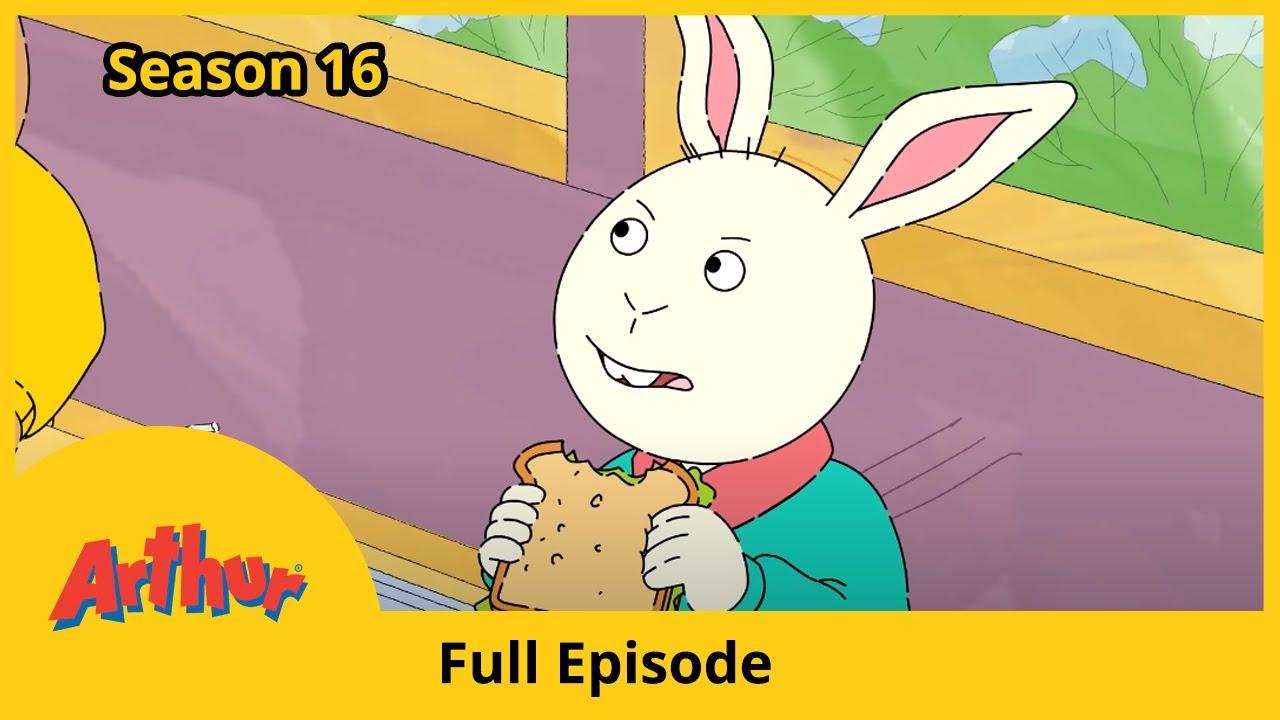 Arthur (Full Episode - HD) So Funny I Forgot to Laugh - Season 16, Episode 10A