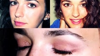 Daily makeup perfect for the university/work Thumbnail