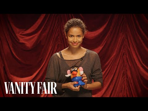 Gugu Mbatha-Raw Attempts to Put Together Mr. Potato Head | Secret Talent Theatre | Vanity Fair