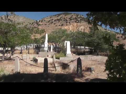 Investigating The Silver Terrace Cemetery In Virginia City, Nevada