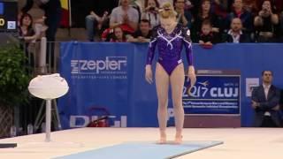 Maria Paseka VT EF - European Championships 2017