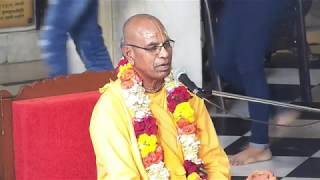 Pastimes of Lord Ramachandra by H H Ramgovind Swami at ISKCON Juhu on 22nd Mar 2018