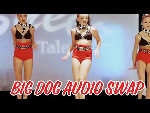 Buckle Up-Big Dog Audio Swap (for Queen Lukasiak Read DB)