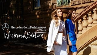 Introducing Mercedes-Benz Fashion Weekend Edition 2014