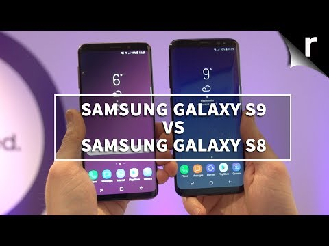 Samsung Galaxy S9 vs S8: Should I upgrade?