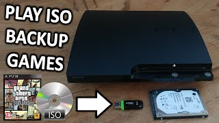 Play PS3 ISO Games Off USB/HDD! (multiMAN)