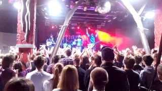 Stigmata - Радио Смерть (new) (live Челябинск 2015 Галактика)