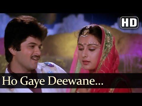 Ho Gaye Deewane - Anil Kapoor - Poonam Dhillon - Laila - Kishore Kumar - Usha Khanna - Hindi Song