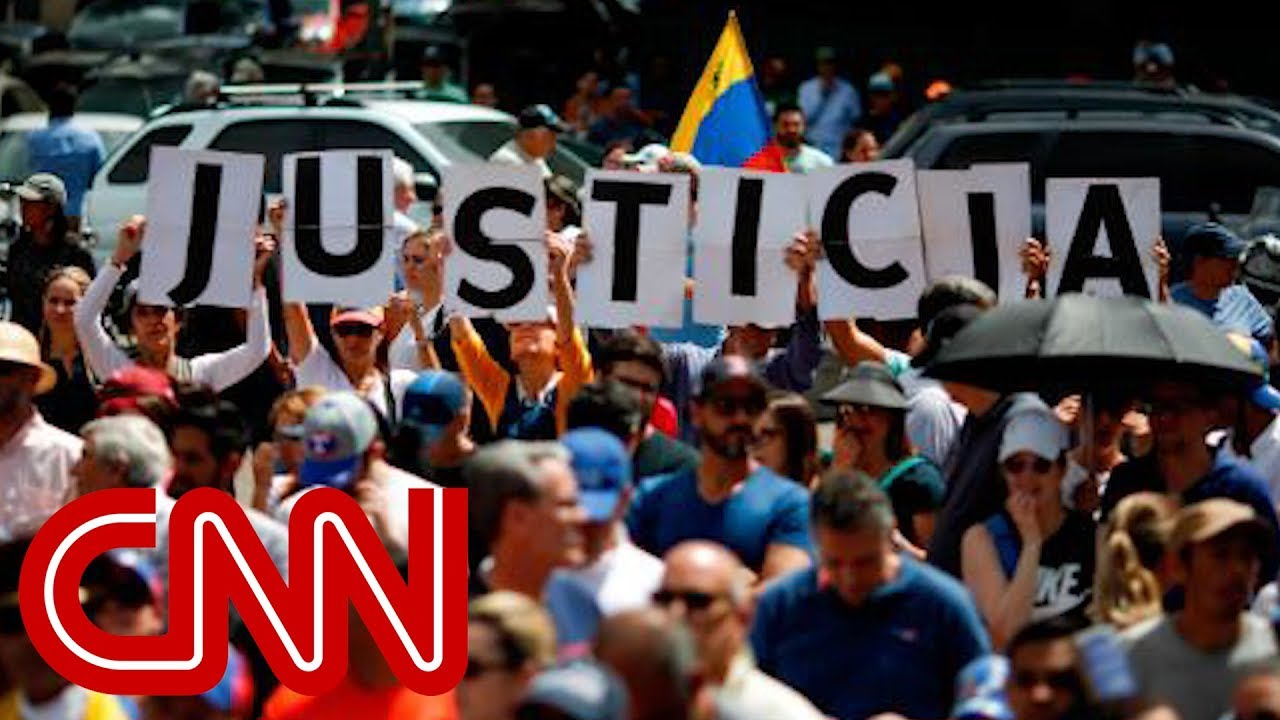 CNN went undercover in Venezuela. Here's why people are in the streets