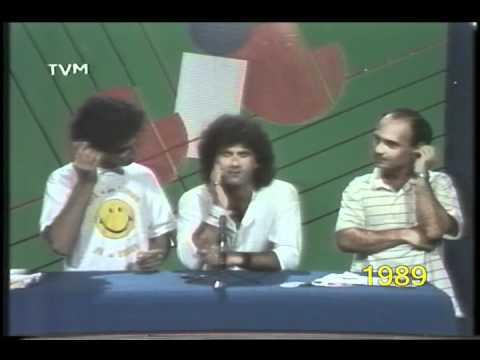 MALTA RETRO TV- JIG (Prog)1989 Xandir Malta TVM -Alfie Fabri