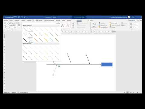 DIAGRAMA DE CAUSA-EFECTO CON WORDиз YouTube · Длительность: 4 мин58 с