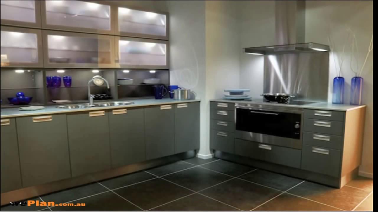 Modular kitchen design ideas by ultrafresh youtube for Show modular kitchen designs