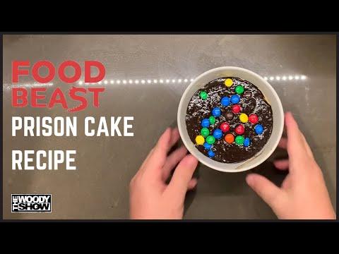 The Woody Show - Foodbeast's Jail Birthday Cake Recipe