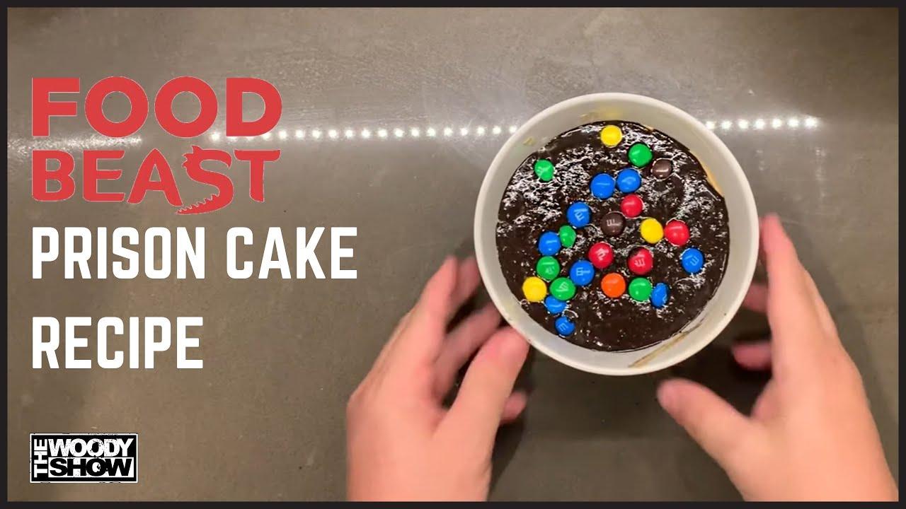 Foodbeast's Jail Birthday Cake Recipe