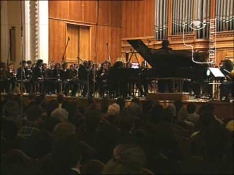 Sergei Musaelyan plays Rachmaninoff Concerto No.3 - 2of5