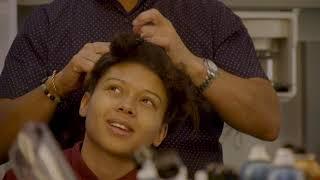 Designer Edges: Sierra Capri - Hair Come up - Ep. 4