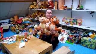A Furry Unboxing Video! (Thinkway toys Kovu & Kiara interacting plush)