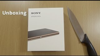 Sony Xperia Z3 Plus - Unboxing & First Look!