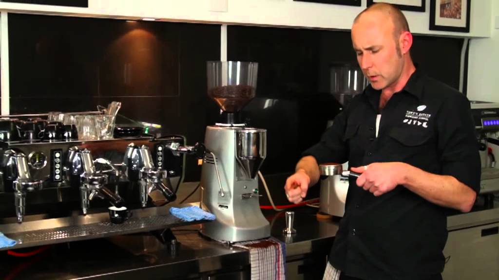 how to make espresso at