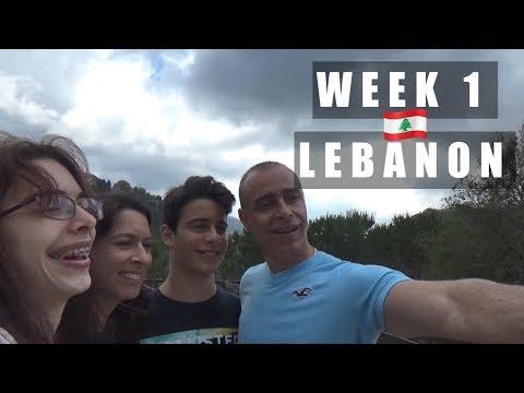🌲 LEBANON | WEEK 1 (BONUS VIDEO) 🌲