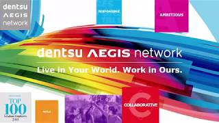 Graduate Careers at Dentsu Aegis Network 2018