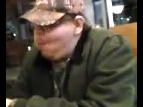 Fatty Eats Burger and Gets The Beetis