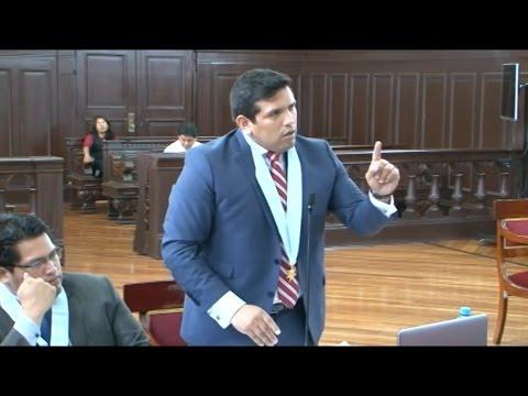Revocatoria de Comparecencia con Restricciones - Prisión Preventiva - Dr. Omar Hernández Humire