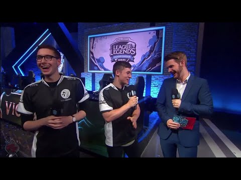 Svenskeren Too Funny on This Interview. Bjergsen on Future TSM