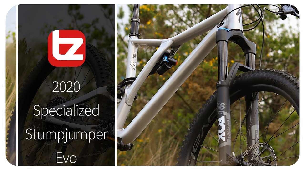 2020 Specialized Stumpjumper Evo Range Review Tredz Bikes