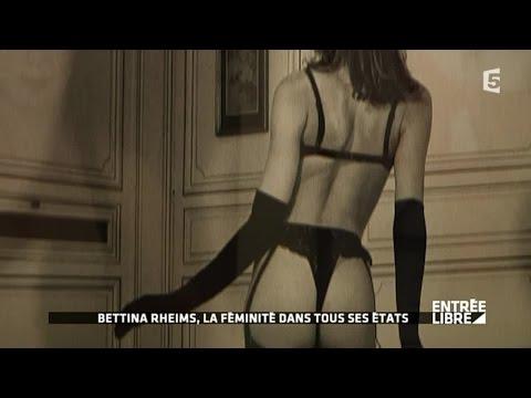 La nudité selon Bettina Rheims - Entrée libre