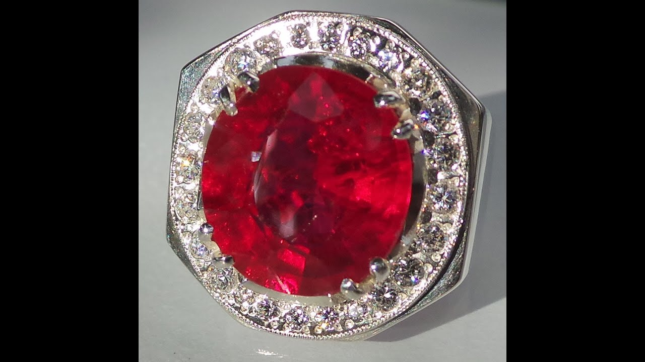 Ruby Ring And Bracelet