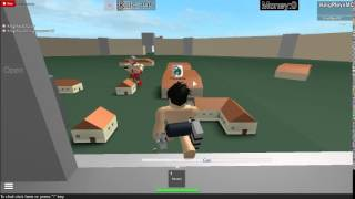 Roblox ep:4 ATTACK ON TITAN